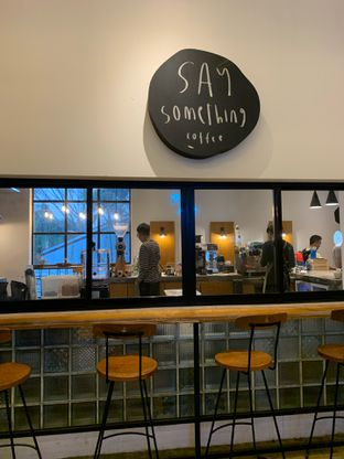 Foto review Say Something Coffee oleh Deasy Lim 6