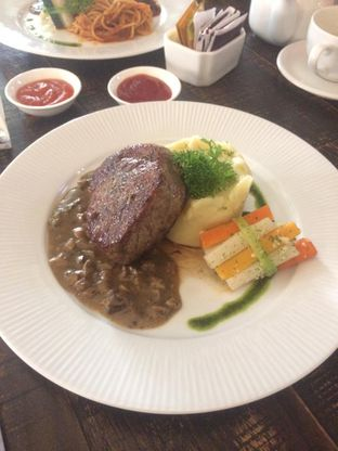 Foto 2 - Makanan di Babochkaa Bistro & Coffee Bar oleh syahrul.lubis