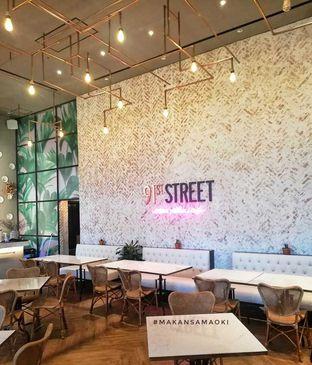 Foto review 91st Street oleh @makansamaoki  7