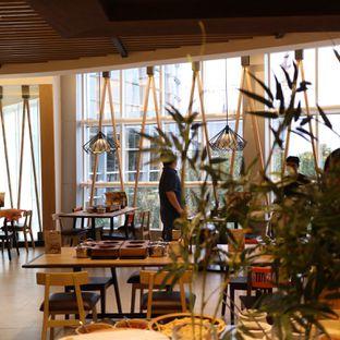 Foto 16 - Interior di On-Yasai Shabu Shabu oleh dk_chang