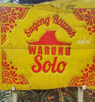Foto review Waroeng Solo oleh Stanzazone  7