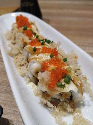 Foto 2 - Makanan(Chicken Teriyaki Roll) di Japonika Sushi & Gozen oleh Sandra Licia