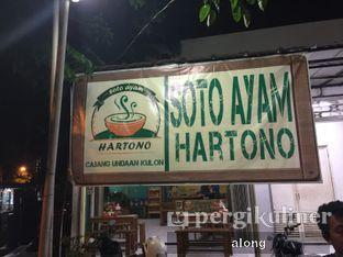 Foto 1 - Eksterior di Soto Ayam Hartono oleh #alongnyampah