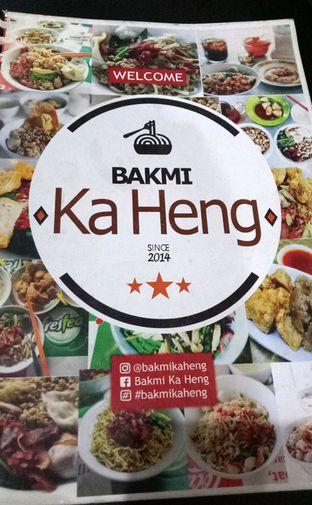 Foto 4 - Interior di Bakmi Ka Heng oleh maysfood journal.blogspot.com Maygreen
