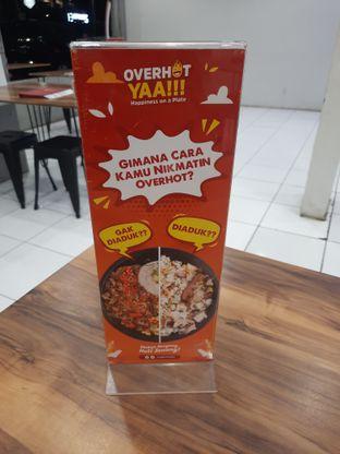 Foto review Overhot Yaa!!! oleh @bondtastebuds  5