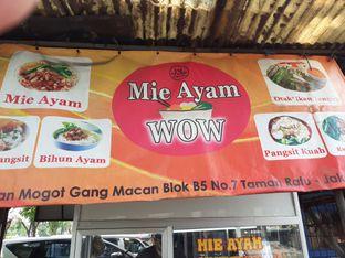 Foto review Mie Ayam Wow oleh Threesiana Dheriyani 2