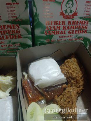 Foto review Bebek Kremes Bu Uju oleh Debora Setopo 5