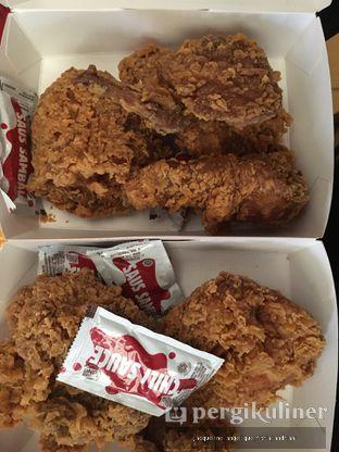 Foto review Burger King oleh @mamiclairedoyanmakan  1