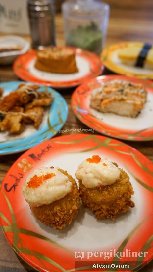 Foto review Sushi Mentai oleh @gakenyangkenyang - AlexiaOviani 6