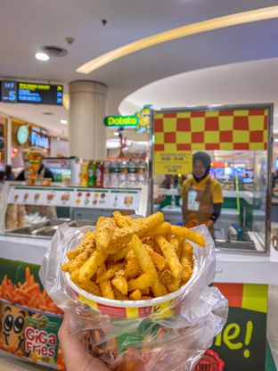 Foto review Potato Corner oleh Vryncess Kwok 1