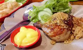 Ayam Guling Kota Bambu