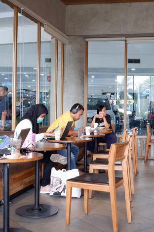 Foto review Starbucks Coffee oleh yudistira ishak abrar 14