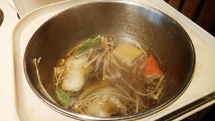 Foto 1 - Makanan di Shabu Hachi oleh IG: biteorbye (Nisa & Nadya)