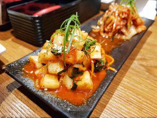 Foto 6 - Makanan(Assorted kimchi) di WAKI Japanese BBQ Dining oleh foodstory_byme (IG: foodstory_byme)