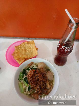 Foto review Mie Ayam Baso Bang Adi oleh Gregorius Bayu Aji Wibisono 3