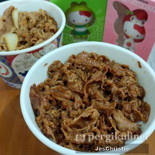 Foto 3 - Makanan(Beef Bowl Yakiniku) di Yoshinoya oleh JC Wen
