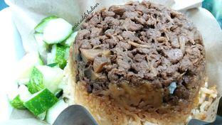 Foto 1 - Makanan(Nasi Tim) di Bakmie Jamur Vegan Vegetarian 99 oleh Jenny (@cici.adek.kuliner)