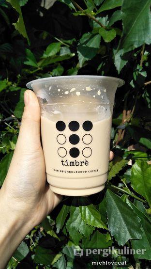 Foto 3 - Makanan di Timbre Coffee oleh Mich Love Eat