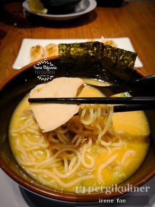 Foto 3 - Makanan(Toripaitan Ramen Shoyu dengan Telur) di Ramen SeiRock-Ya oleh Irene Stefannie @_irenefanderland