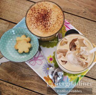 Foto 2 - Makanan(Ice Cappuccino & Ice Mocha) di Sophie Authentique French Bakery oleh Nadia Felita Sari