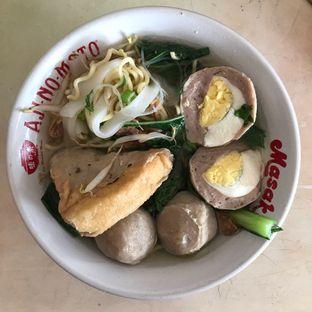 Foto 1 - Makanan di Bakso Sapi Asli Rony oleh Levina JV (IG : levina_eat )