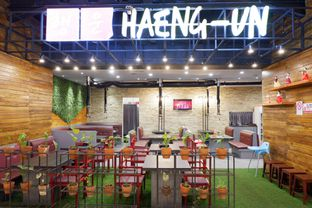 Foto 8 - Interior di Haeng-Un Korean BBQ & Homemade Dishes oleh Mariane  Felicia