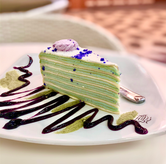Foto Lavender Mille Crepes di First Love Patisserie