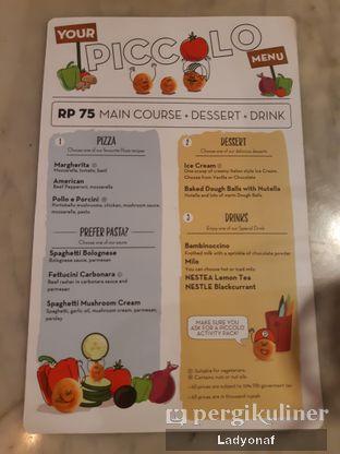 Foto 1 - Menu di Pizza Marzano oleh Ladyonaf @placetogoandeat