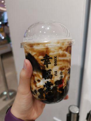 Foto 2 - Makanan(Brown Sugar Boba and Herbal Jelly Milk) di Xing Fu Tang oleh Angela Debrina