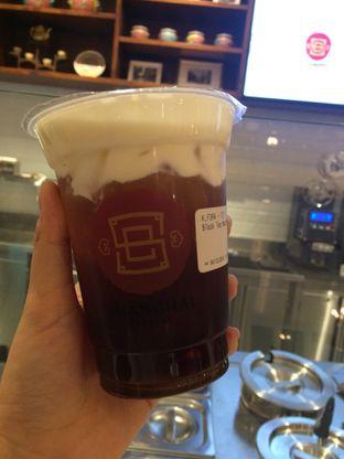 Foto 2 - Makanan(Black Tea Macchiato) di Shanghai Express oleh Elvira Sutanto