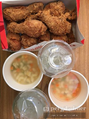 Foto review Texas Chicken oleh @mamiclairedoyanmakan  4