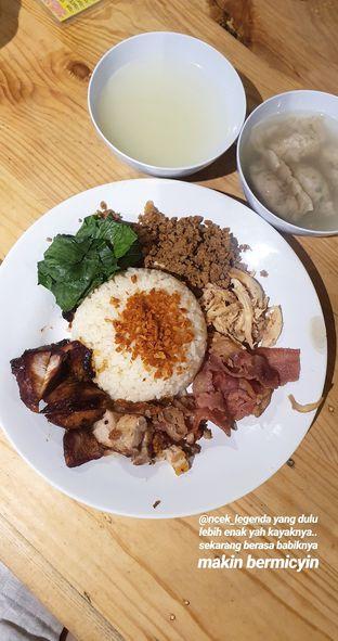 Foto 1 - Makanan di Ncek Legenda Noodle Bar oleh Naomi Suryabudhi