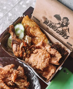Foto review Nasi Kulit Mak Judes oleh @Foodbuddies.id | Thyra Annisaa 1
