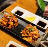Foto assorted kimchi di WAKI Japanese BBQ Dining