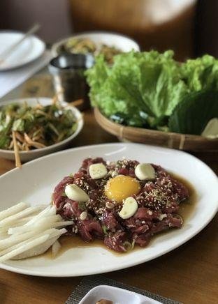 Foto 2 - Makanan di Saeng Gogi oleh @stelmaris