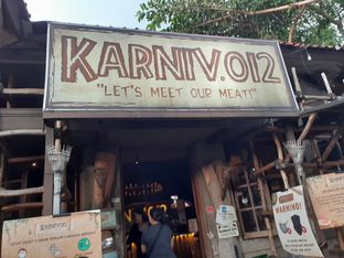 Foto 10 - Eksterior di Karnivor oleh Threesiana Dheriyani