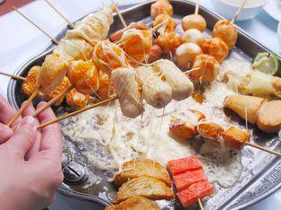 Foto 2 - Makanan di Sate Taichan Buah Batu oleh Kuliner Addict Bandung