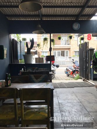 Foto Interior di Warung Kopi Imah Babaturan