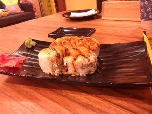 Foto 5 - Makanan(Bay Scallop Roll) di Ozumo oleh Yanni Karina