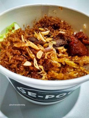 Foto 1 - Makanan di Ge-Pook oleh Kuliner Addict Bandung
