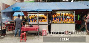 Foto 1 - Eksterior di Sate Padang Ajo Ramon oleh @teddyzelig