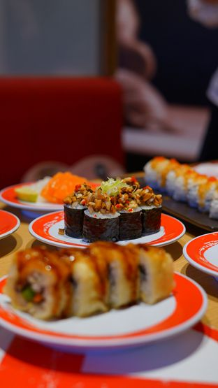 Foto 6 - Makanan di Genki Sushi oleh deasy foodie