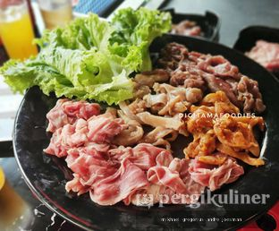 Foto review D'low Korean BBQ oleh Mikhael Gregorius Joesman 2