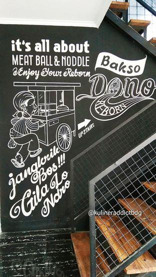 Foto 5 - Interior di Bakso Dono Reborn oleh doyan kopi