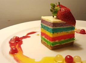 5 Rekomendasi Rainbow Cake di Jakarta yang Cantik dan Enak