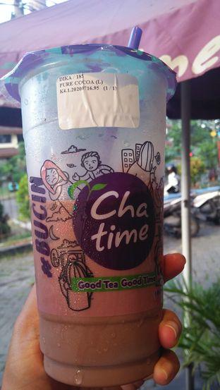 Foto review Chatime oleh Review Dika & Opik (@go2dika) 9