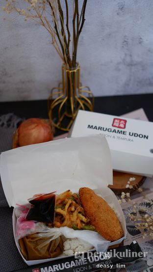Foto review Marugame Udon oleh Deasy Lim 2