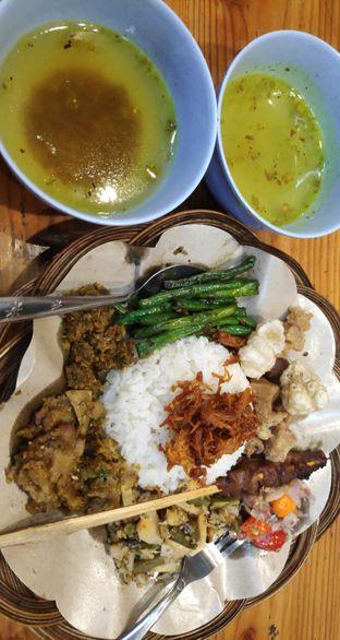 Foto 2 - Makanan(Nasi Bedugul) di Warung Bali Bedugul oleh Vita Amelia