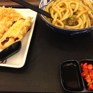 Foto 5 - Makanan di Marugame Udon oleh Almira  Fatimah