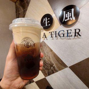 Foto 1 - Makanan di Tiger Sugar oleh Iqbal  Hanafi